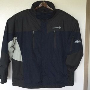 Men's Free Country FCX Extreme Fleece Lined Jacket